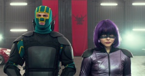 Kick-Ass 2 Johnson Moretz