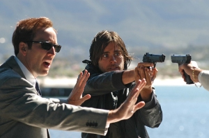 Lord of War Cage Leto gun