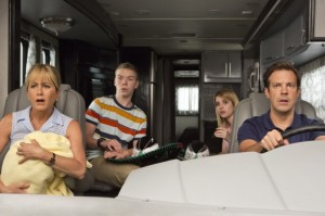 We're the Millers in camper