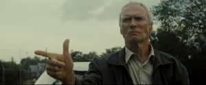 Gran Torino Eastwood Finger