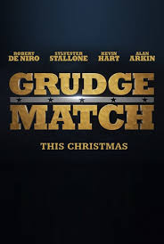Grudge Match (2013) poster