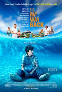 The Way Way Back Poster 2