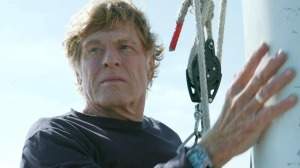 All is Lost Redford hanging there