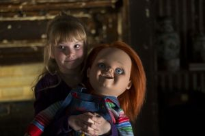Curse of Chucky Chucky and Girl