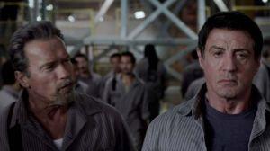 Escape Plan Schwarzenegger Stallone