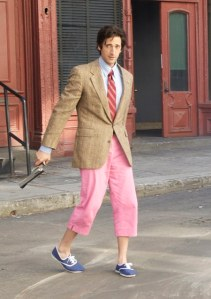 InAPPropriate Comedy Brody pink pants