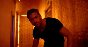 Only God Forgives Gosling hallway