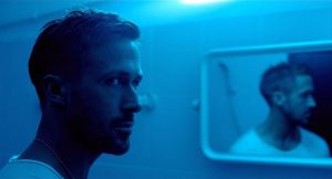 Only God Forgives Gosling mirror