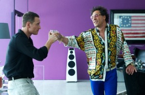 The Counselor Fassbender Bardem