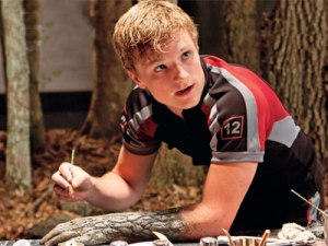 The Hunger Games Hutcherson