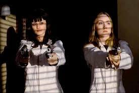 Violet & Daisy Bledel Ronan Guns