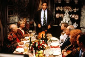 Christmas Vacation Dinner Table