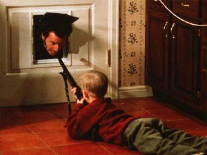 Home Alone Culkin Stern BB gun