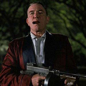 Miller's Crossing Finney Tommy Gun
