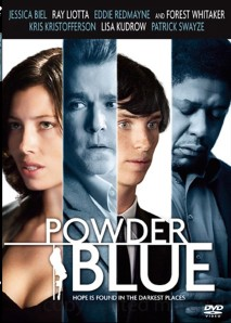 Powder Blue Poster