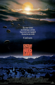 Red Dawn (1984) Poster