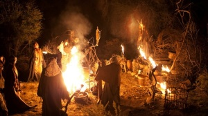 The Lords of Salem Fire