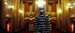 The Lords of Salem Painted Zombie