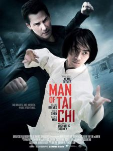 The Man of Tai Chi Poster